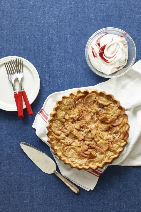 jengibre mock apple pie thanksgiving dessert