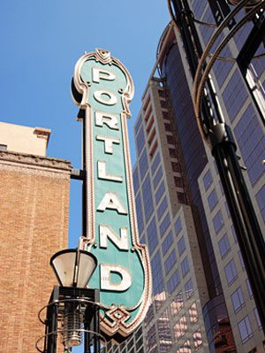 Portland family attractions