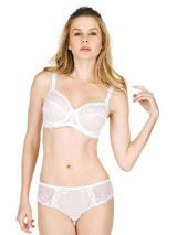 Lunaire bra and panty set
