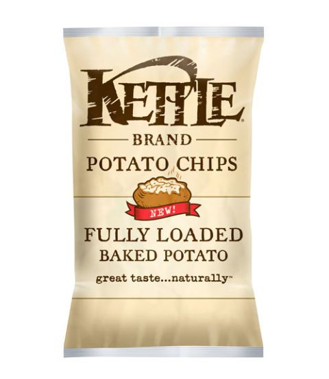 Completamente Loaded Baked Potato, Kettle ($3.49 for 8.5 oz)